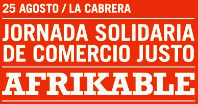 JORNADA SOLIDARIA DE COMERCIO JUSTO AFRIKABLE