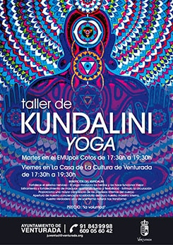 Cartel Kundalini Yoga