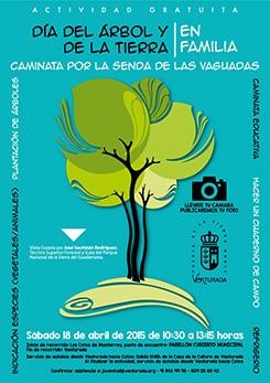 Cartel Celebración Día de la Tierra