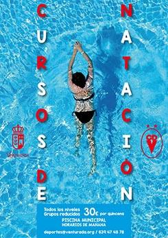 Cusros de natación 2015