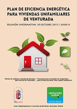 Reunion plan eficiencia energetica de Venturada