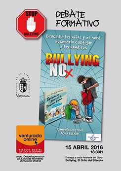Cartel Campaña Bullying 2016