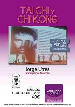 Cartel seminario Tai Chi