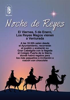 Noche de Reyes 2018
