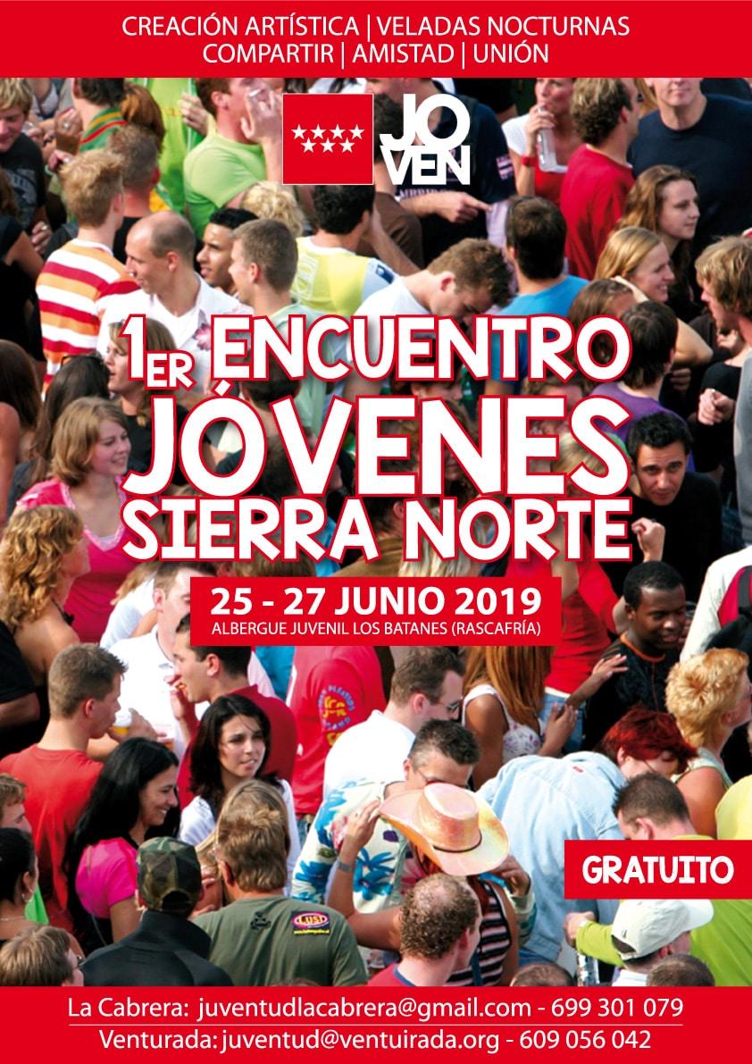 Encuentro Jovenes Comunidad de Madrid